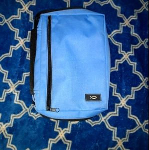 New standard blue bible case cover